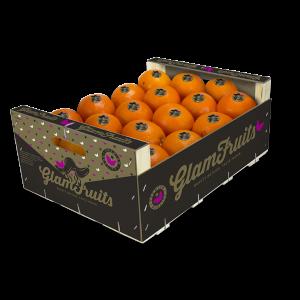 unbehandelte Orangen